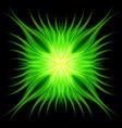 Gotik faire Green 01 vector image vector image