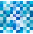 Seamless mosaic background vector image