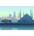 Istanbul Cityscape vector image