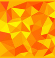 Triangular abstract background vector image