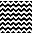 Seamless zig zag pattern vector image