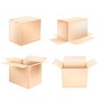 box2 vector image vector image