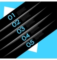 abstract number vector image