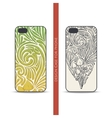 Design Case for Phone Four vector image