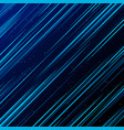 abstract technology blue laser rays light and vector image