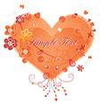 love season vector image