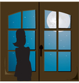 Stary Evening vector image