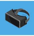 Virtual Glasses Isometric View vector image