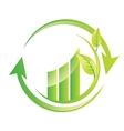 Eco Realty Design vector image