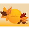Autumn vector image