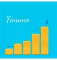 Finance vector image vector image