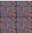 seamless pattern geometric wallpaper vector image vector image