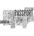 Get your passport now for summer travel to the vector image