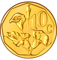 dime vector image