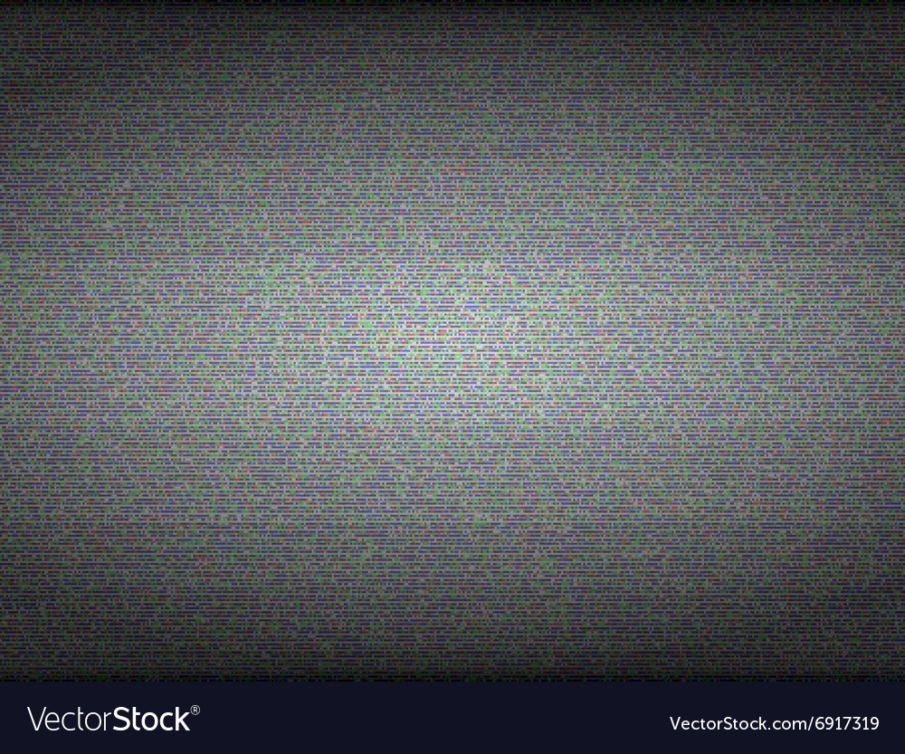 Tv noise seamless texture no signal and vector