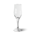 Wineglass isolated on white background vector image