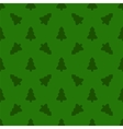 Pattern for wrapping paper Christmas tree on a vector image