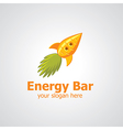 energy bar vector image