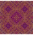 Vintage tribal ethnic backdrop seamless texture vector image