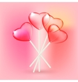 lollypops image vector image