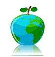 global fruit vector image vector image