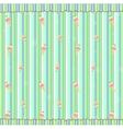 retro icecream background vector image