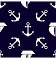 Marine and nautical backgrouns Sea theme Cute vector image
