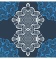 Elegant oriental seamless texture Hand-drawn vector image