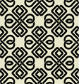 Background seamless celtic pattern vector image