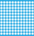 lumberjack plaid pattern in blue and black vector image