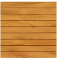 Wooden texture background with brown panels vector image vector image