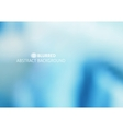 blurred abstract vector image vector image