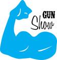 Gun Show vector image