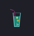 lemonade computer symbol vector image