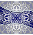 Abstract background with pattern vector image