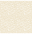 Leather white seamless texture vector image