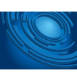 dark blue background - wallpaper vector image vector image