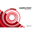 a4 template technology abstract theme vector image