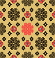 Chinese pattern8 vector image