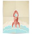 Rocket 10 vector image vector image