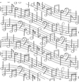 sheet music icon vector image