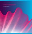 trendy blend background 3d vector image