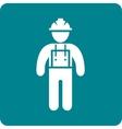 Construction Worker II vector image