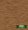 wood design vector image