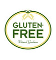 gluten-free natural goodness logo