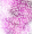 Abstract Colorful Dots Background vector image vector image