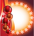 Sparkling New Years backgrounds vector image