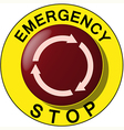 emergency vector image