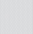 White Carbon Fiber vector image