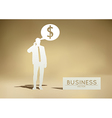 Modern Business vector image vector image